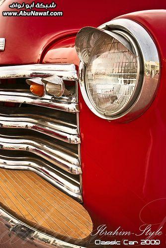صور : سيارات كلاسيكيه في معرض أوتو موتو بالخبر - الراكه