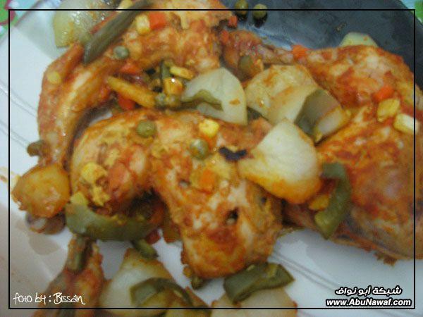/></p> <p> اضفت مع الصينية ع العشاء رز ابيض كان من اجمل الأرزات الي طبختها فحياتي <img src=http://g.abunawaf.com/2009/8/25/060.gif alt=