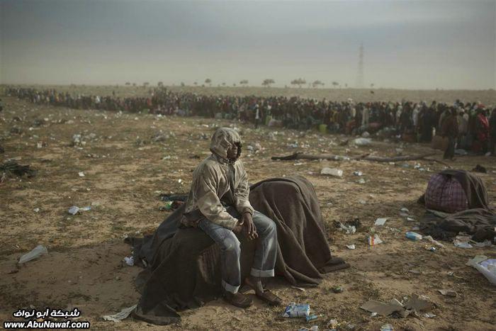 أقوى الصور العالمية لعام 2011 - الجزء 2/1