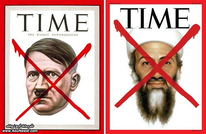 صور حول العالم : إغتيال بن لادين + أطول سيجار في العالم + القليل من ثوار العالم  08