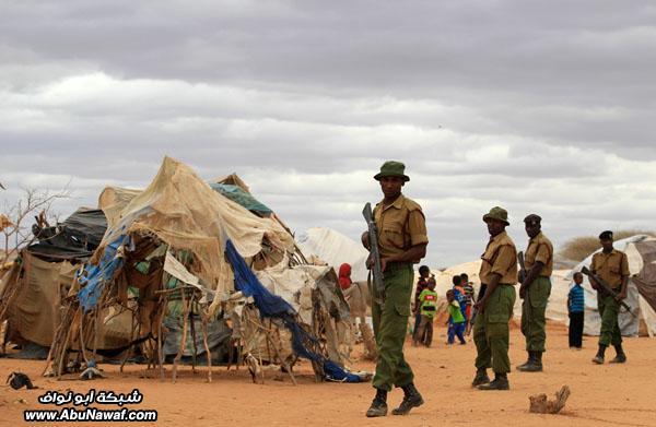 صور + فيديو : الصومال تشكو أمرها لله