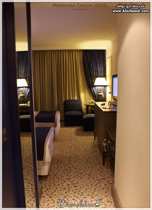 فندق مرمرة تقسيم اسطنبول Marmara-10