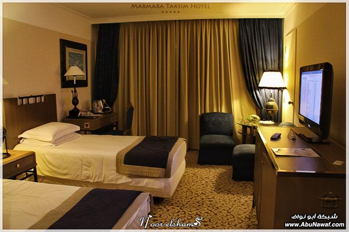 فندق مرمرة تقسيم اسطنبول Marmara-12