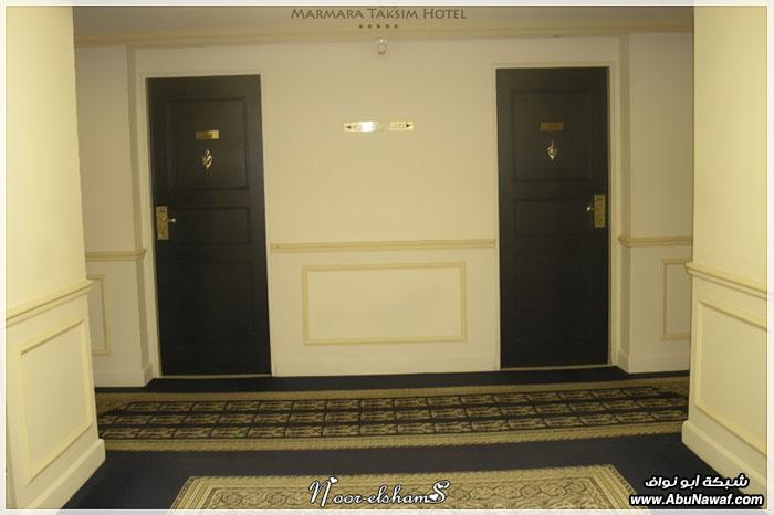 فندق مرمرة تقسيم اسطنبول Marmara-8