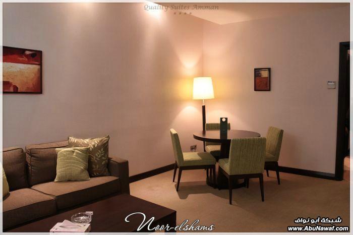 أجنحة كواليتي الفندقية عمّان - Quality Suites Amma Q-S-A16