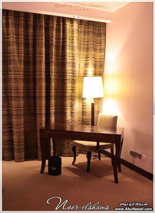 أجنحة كواليتي الفندقية عمّان - Quality Suites Amma Q-S-A24