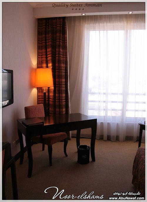 أجنحة كواليتي الفندقية عمّان - Quality Suites Amma Q-S-A33