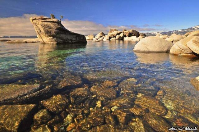 من كل بستان زهرة ( صور سياحية) Amazing_beaches_with_incredibly_clear_water_640_18