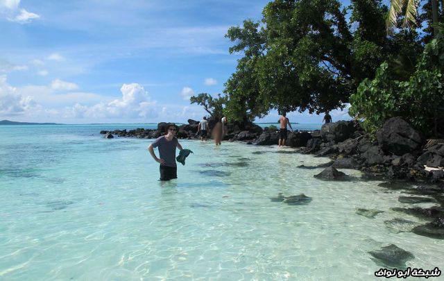 من كل بستان زهرة ( صور سياحية) Amazing_beaches_with_incredibly_clear_water_640_27