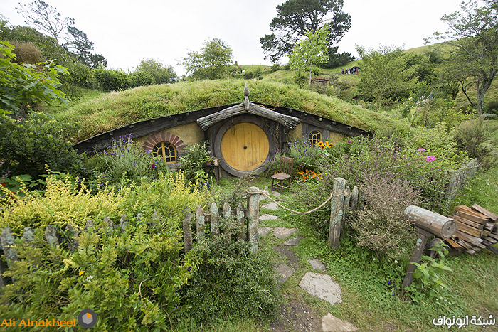 Hobbiton Movie Set and The Farm 10