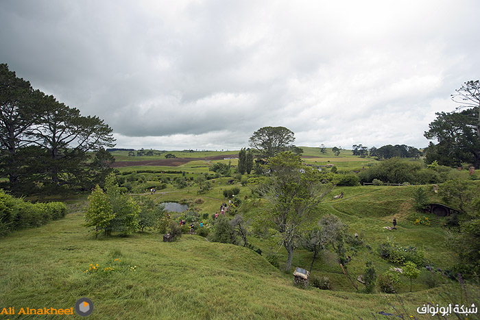 Hobbiton Movie Set and The Farm 6