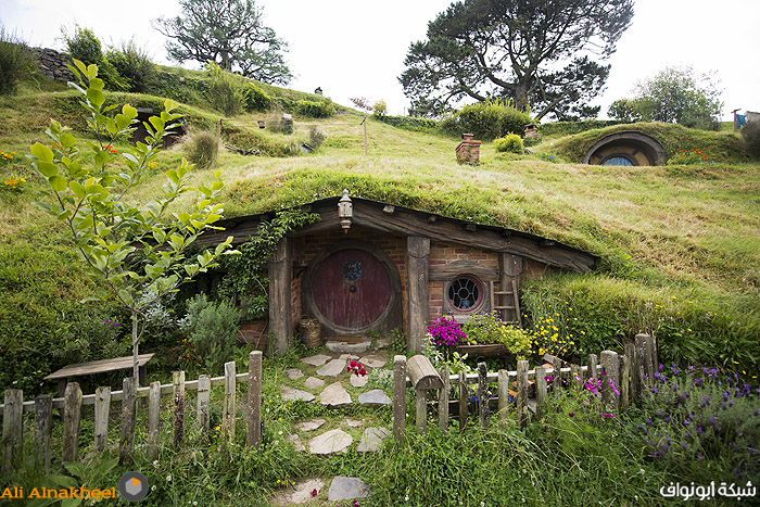 Hobbiton Movie Set and The Farm 15