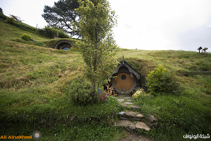 Hobbiton Movie Set and The Farm 16