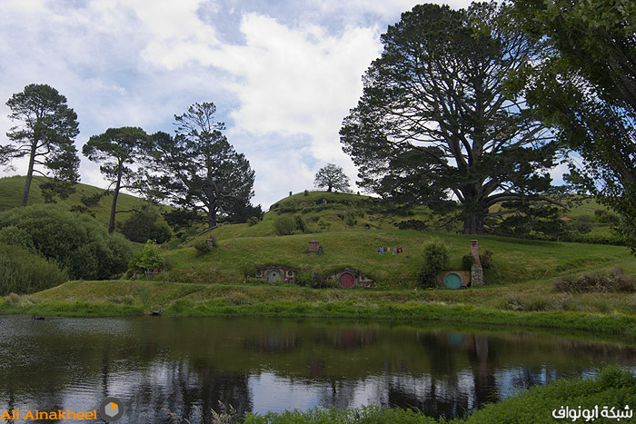 Hobbiton Movie Set and The Farm 27