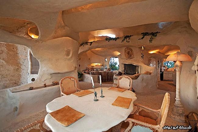 بيت صخري