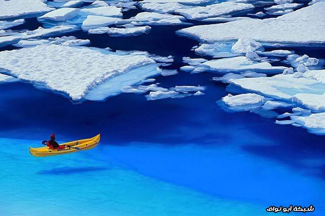 خليج الجليد