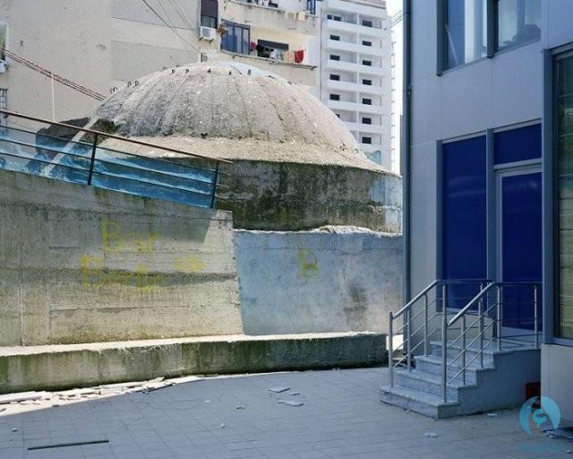 المخابئ في ألبانيا