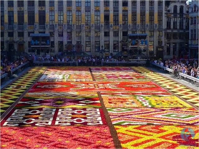 مهرجان ربيع بلجيكا