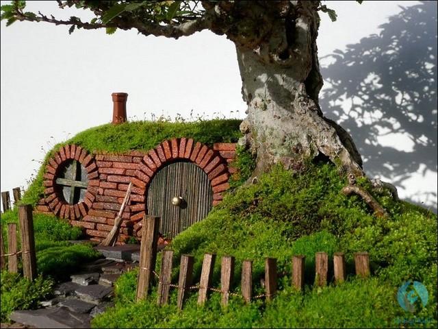 بيت مصغر