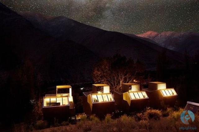 فندق المخيم