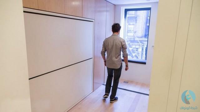 شقة في نيويورك