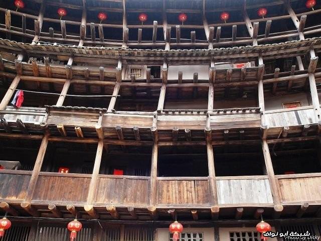 أبنية في الصين