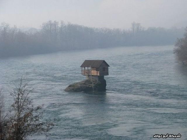 منزل في صربيا
