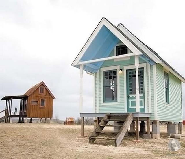 منزل صغير