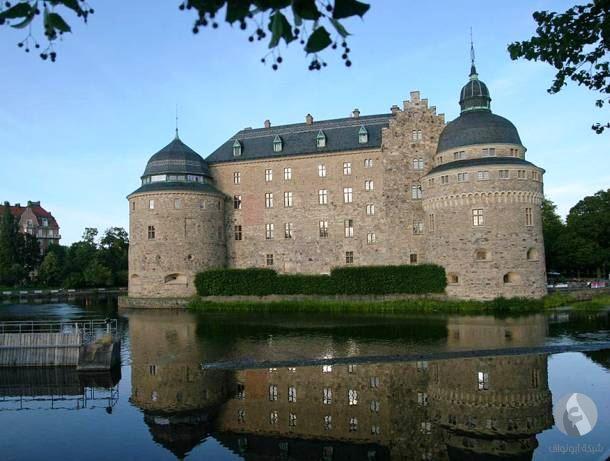 قلعة أوريبرو