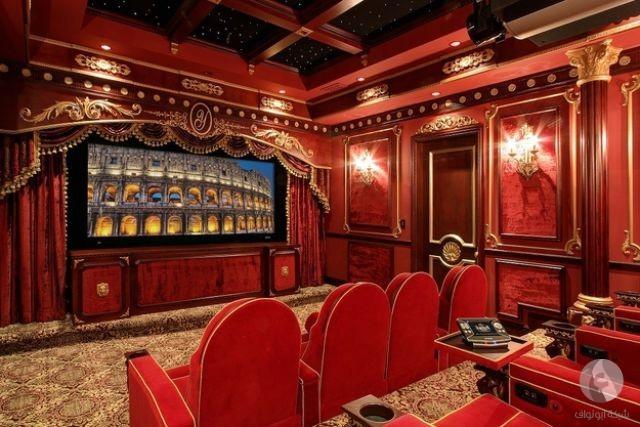 السينما المنزلية