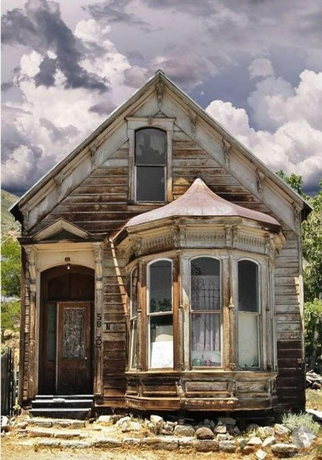بيت مهجور