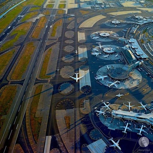 مطارات العالم