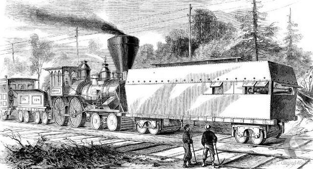 القطارات المقاتلة