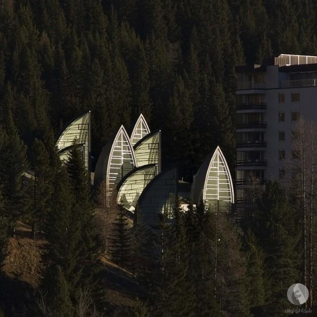 مبنى في سويسرا